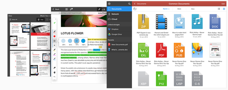 PDF Expert Demo - PDF Expert