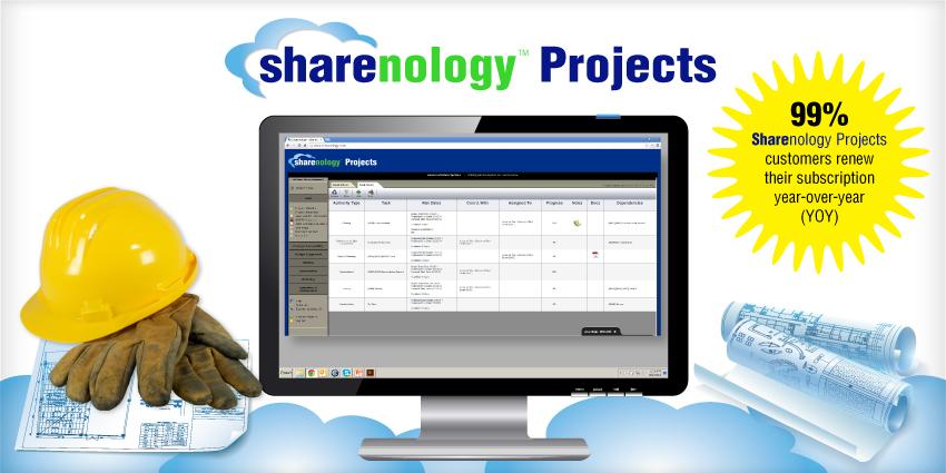 Sharenology Projects Demo - Sharenology Projects