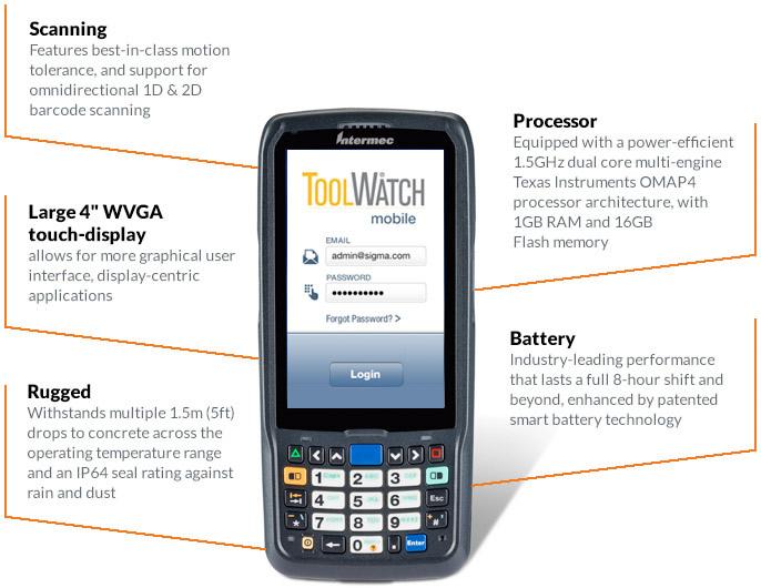 ToolWatch Enterprise Demo - ToolWatch Enterprise