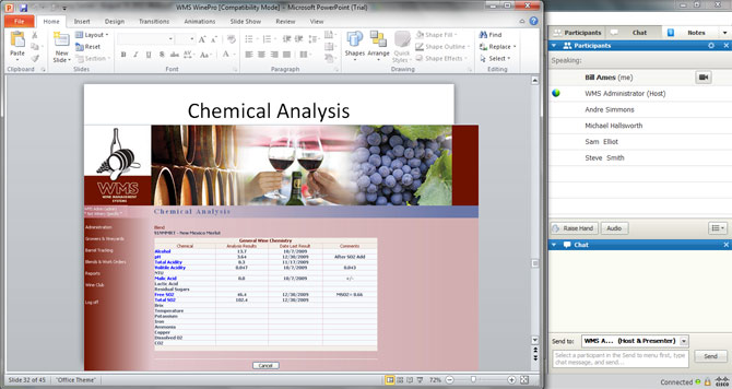 Wine Management Systems Demo - Wine Management Systems