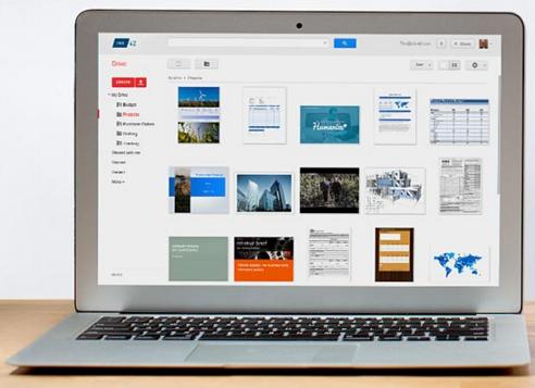 Google Docs Demo - Google+Docs+Screen+Shot.png