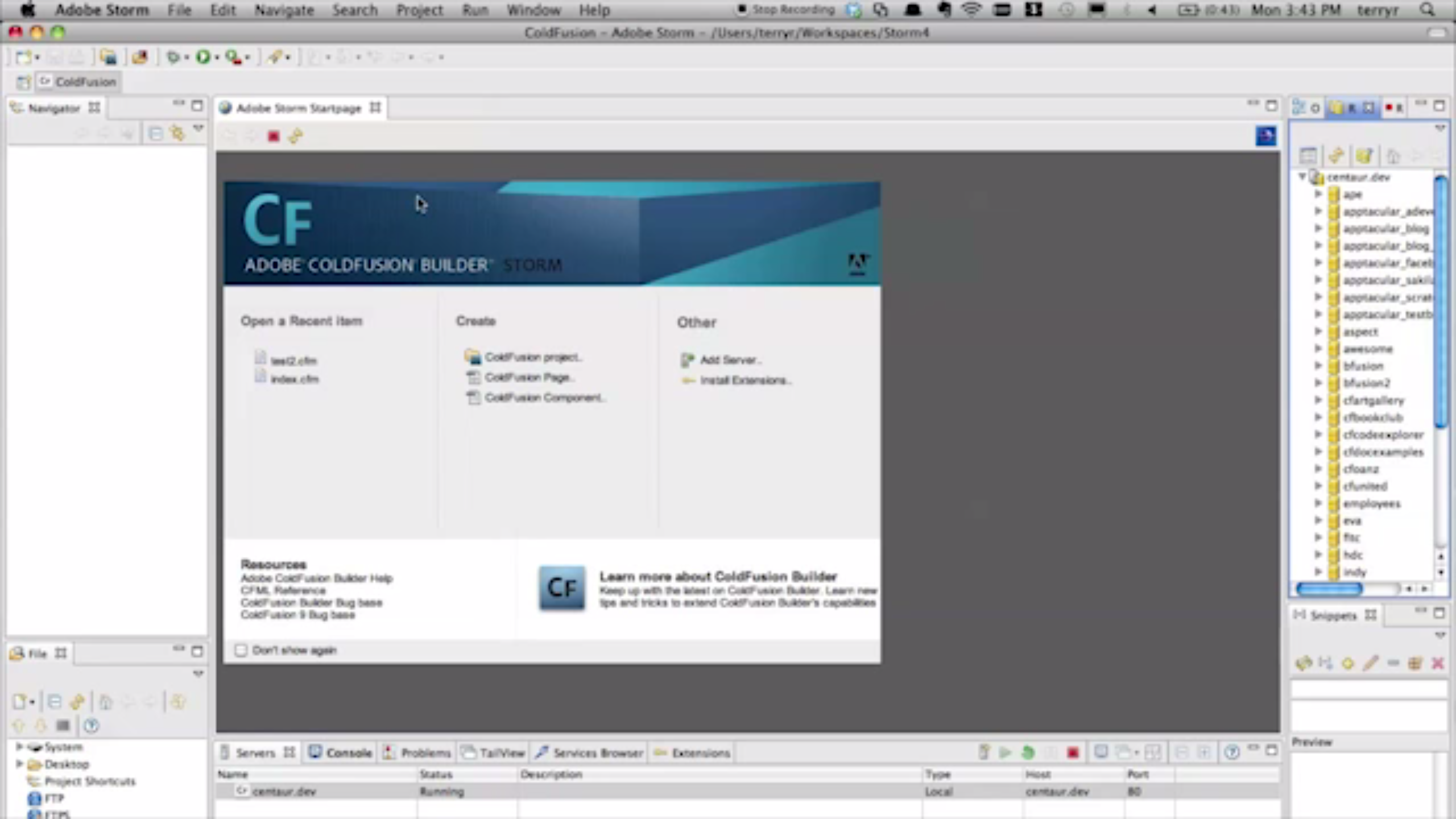 ColdFusion Builder Demo - ColdFusion+.png
