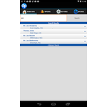 DonorPerfect Mobile Apps Screenshot