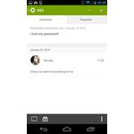 Zendesk Support Mobile Apps Screenshot