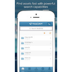 Webdam Mobile Apps Screenshot