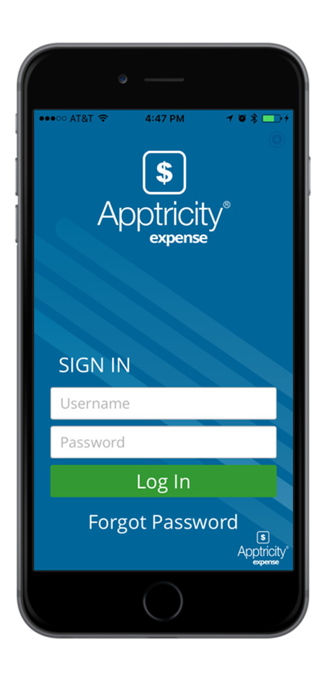 Apptricity Travel and Expense Demo - Apptricity Travel and Expense