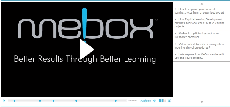 MeBox Demo - MeBox Player