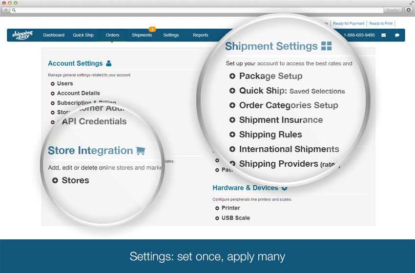 ShippingEasy Demo - Customize Everything About Shipping