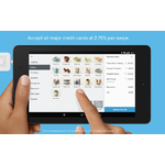 Square Mobile Apps Screenshot