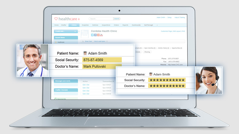 Salesforce Platform: Shield Demo - Platform Encryption