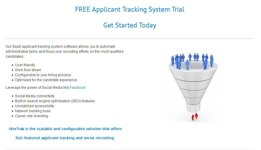 HireSafe Demo - FREE Applicant Tracking System Trial