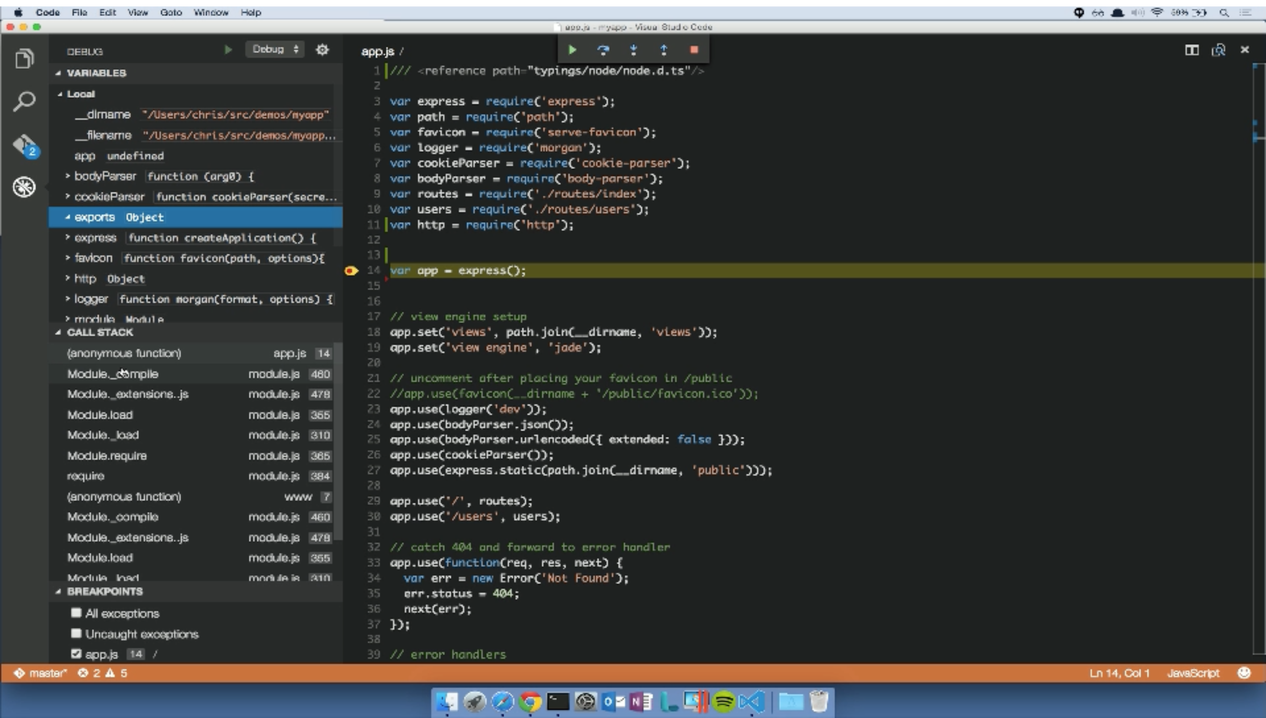Visual Studio Code Demo - Visual+Studio+Code+Screen+Shot+2.png