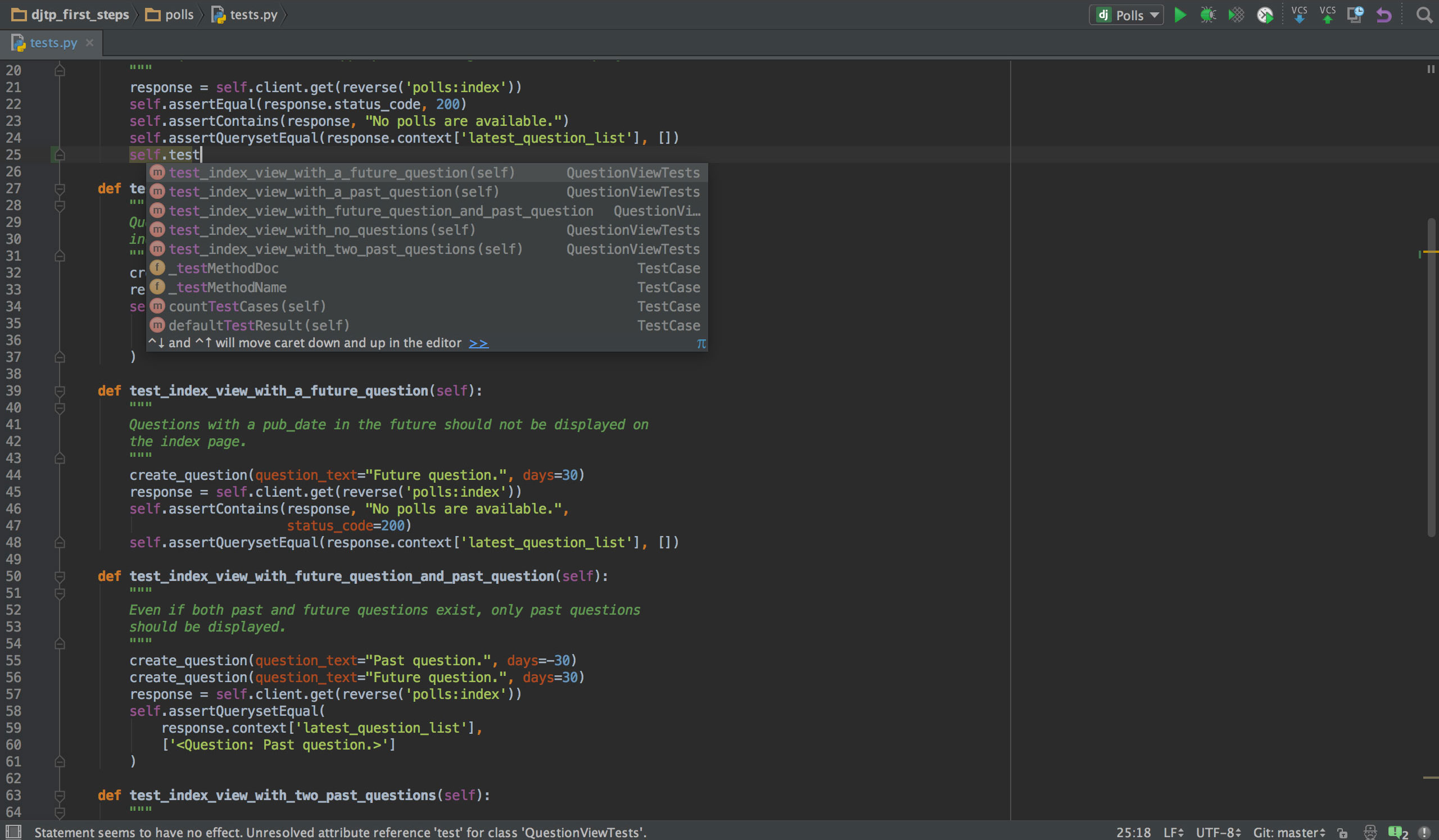 PyCharm Demo - Be More Productive