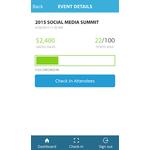 Eventzilla Mobile Apps Screenshot