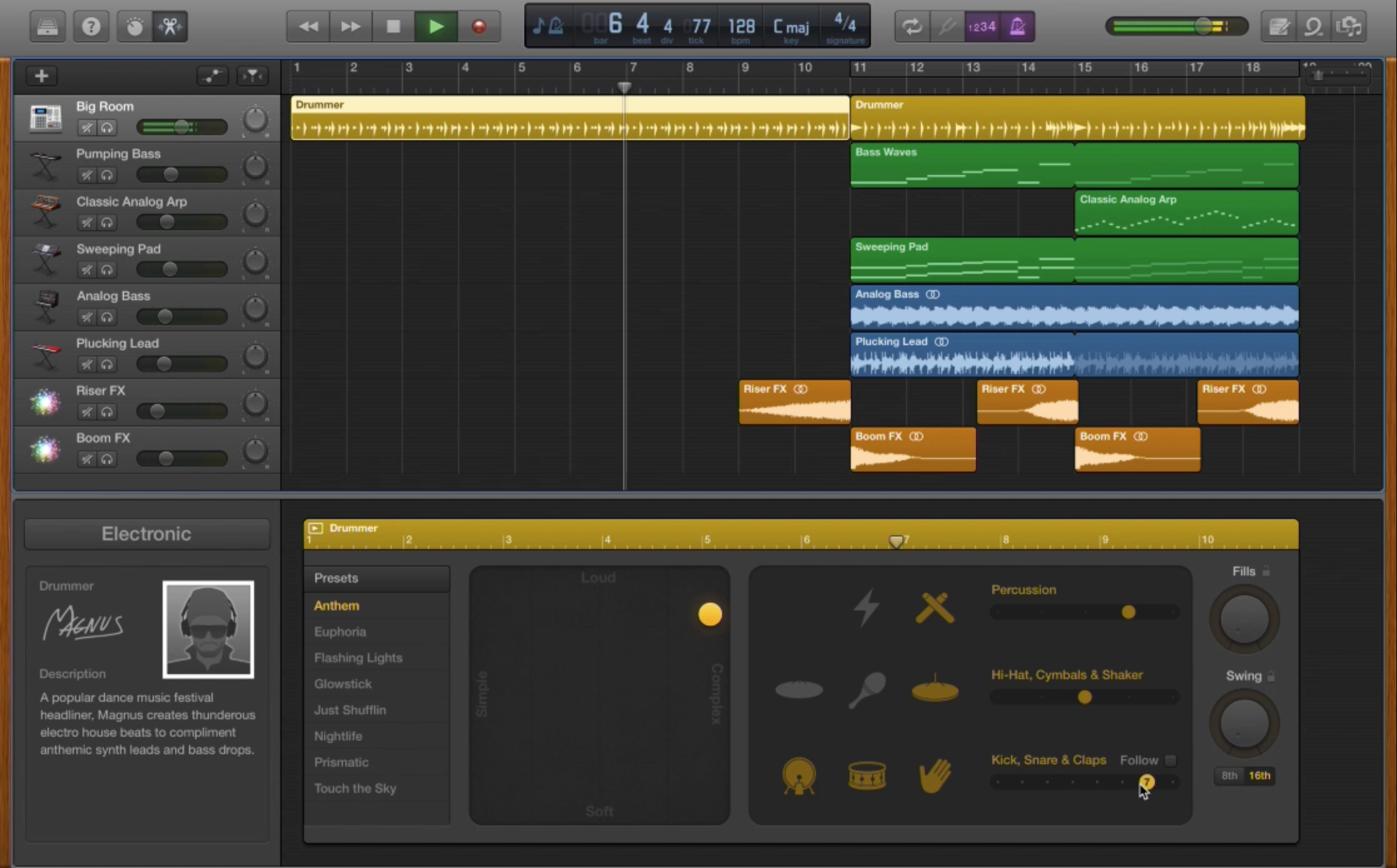 GarageBand Demo - GarageBand+Screen+Shot++.png