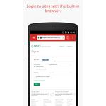 LastPass Mobile Apps Screenshot