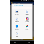 DocuSign Mobile Apps Screenshot