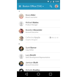 BambooHR Mobile Apps Screenshot