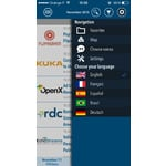 Business Wire Mobile Apps Screenshot