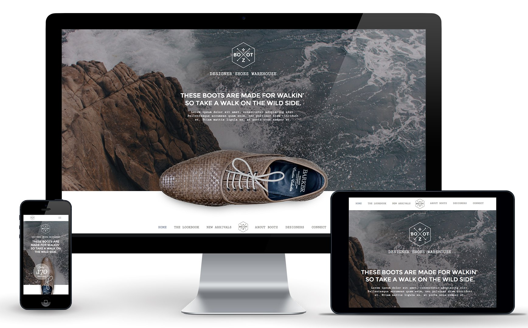 Webydo Demo - Create Modern, Responsive Websites