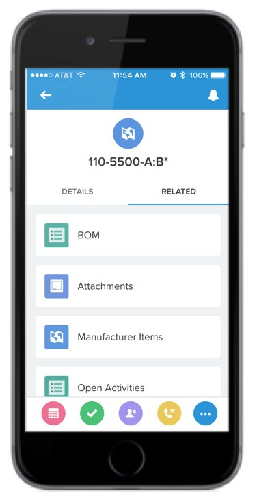 PropelPLM Suite Demo - Mobile Support