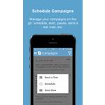 SendinBlue Mobile Apps Screenshot