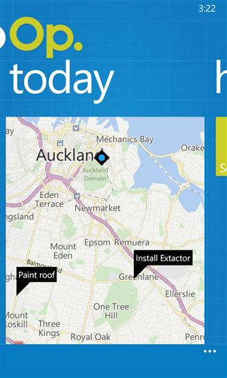 GeoOp Demo - Mobile
