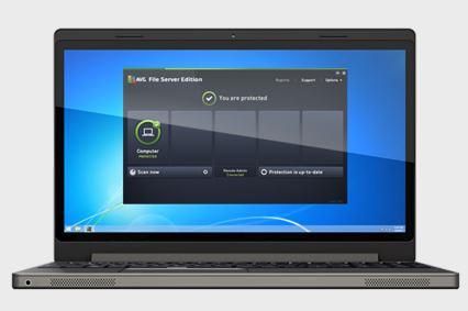 AVG File Server Edition Demo - AVG File Server Business Edition