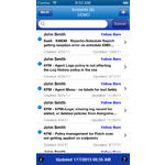 Kaseya VSA Mobile Apps Screenshot