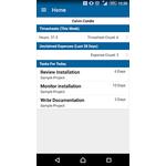 KeyedIn® Projects Mobile Apps Screenshot