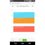 Paymo Mobile Apps Screenshot