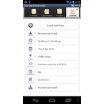 NetSuite CRM Mobile Apps Screenshot