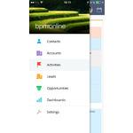 bpm'online Mobile Apps Screenshot