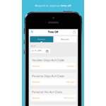 ADP Workforce Now Mobile Apps Screenshot