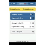 Certify Mobile Apps Screenshot