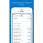 SAP Concur Mobile Apps Screenshot