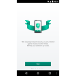 Kaspersky Endpoint Security Mobile Apps Screenshot