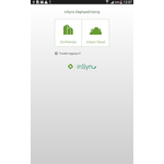 Druva inSync Mobile Apps Screenshot