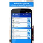 TeamViewer Mobile Apps Screenshot