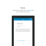 RingCentral Office Mobile Apps Screenshot