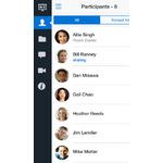 IBM Sametime Mobile Apps Screenshot