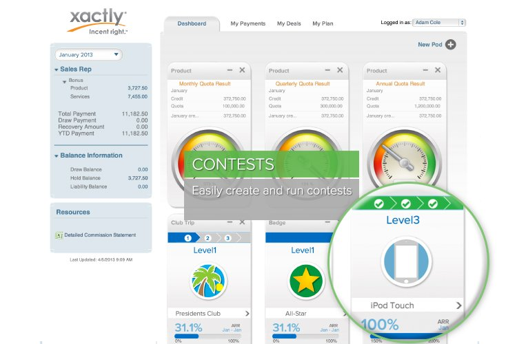 Xactly Express Demo -