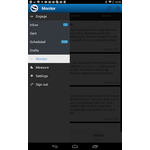 Sendible Mobile Apps Screenshot