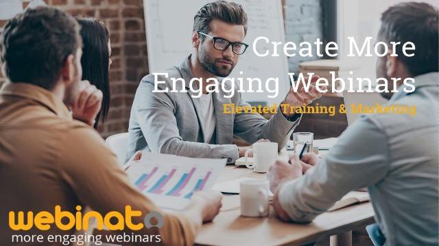 Webinato Demo - More Engaging Webinars