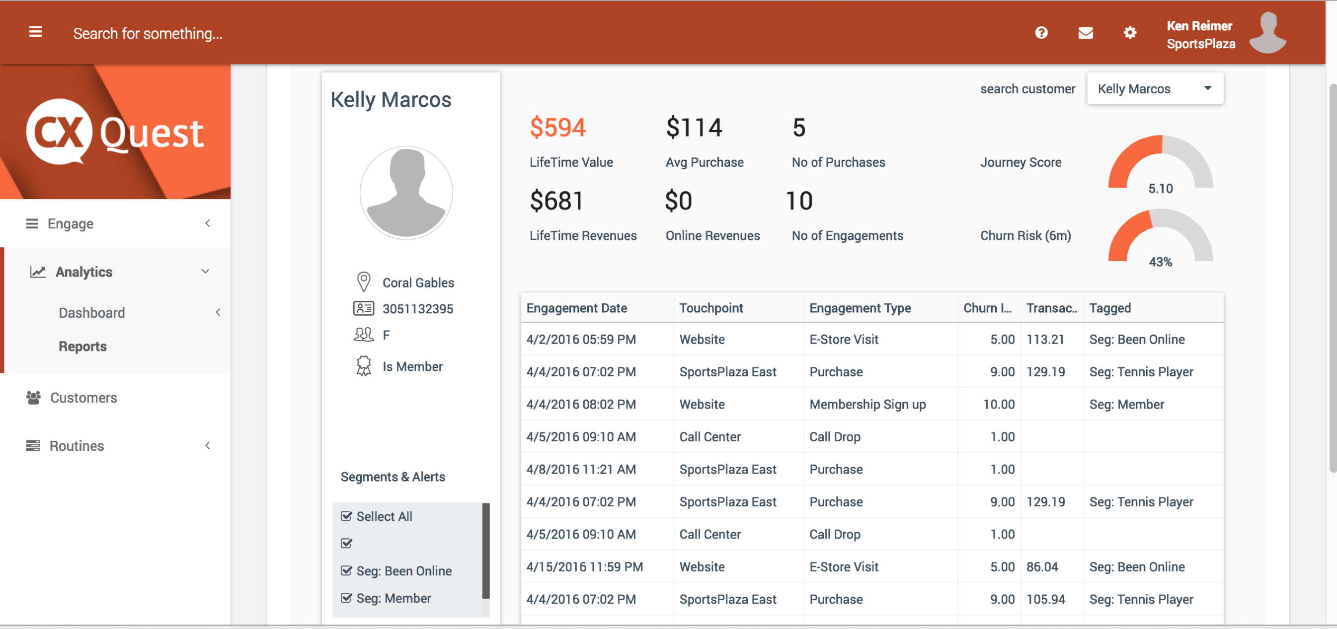 CXQuest Demo - Customer Profile.png