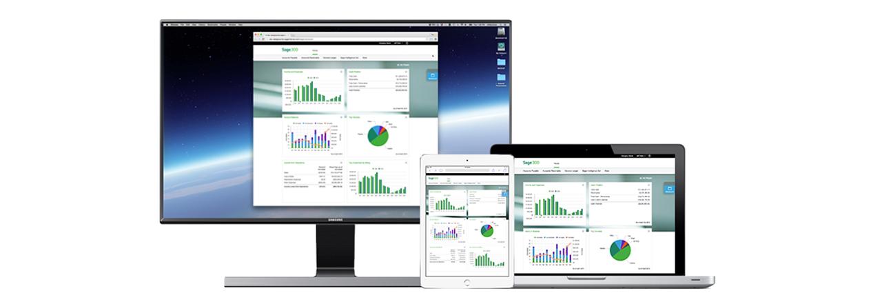 Sage 300 ERP Demo - Sage 300c