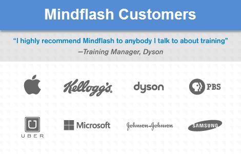 Mindflash Demo - Mindflash Customers