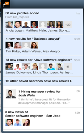 LinkedIn Talent Demo -
