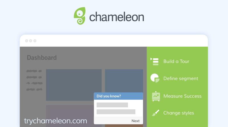 Chameleon Demo - Chameleon tour editor