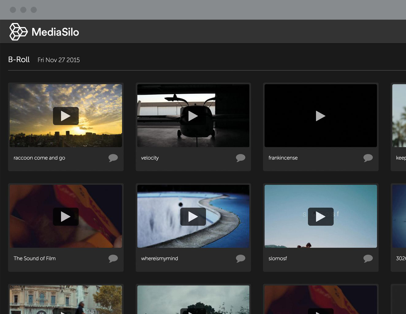 MediaSilo Demo - MediaSilo is the industry standard in video sharing and collaboration